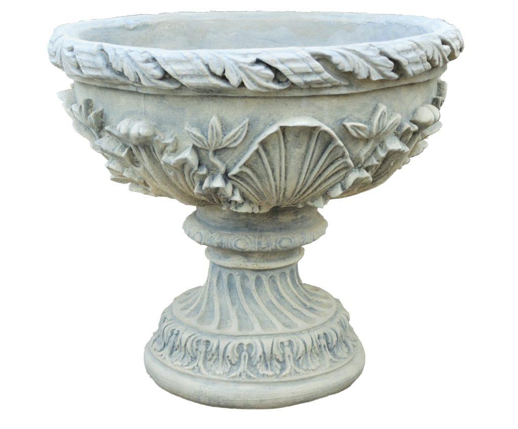 Cita Low Bowl Urn