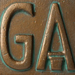 GA Bronze Antique Metallic