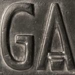 GA Steel Gray Antique Metallic