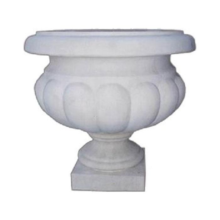 Round Fluted Urn