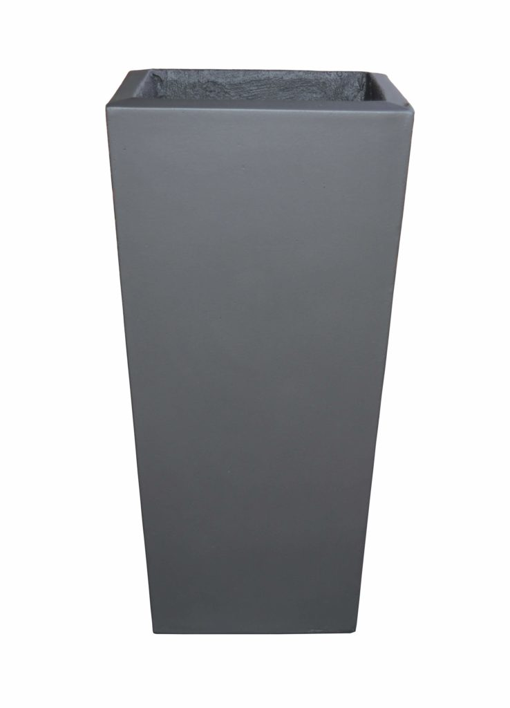 Modern Square Tall planter