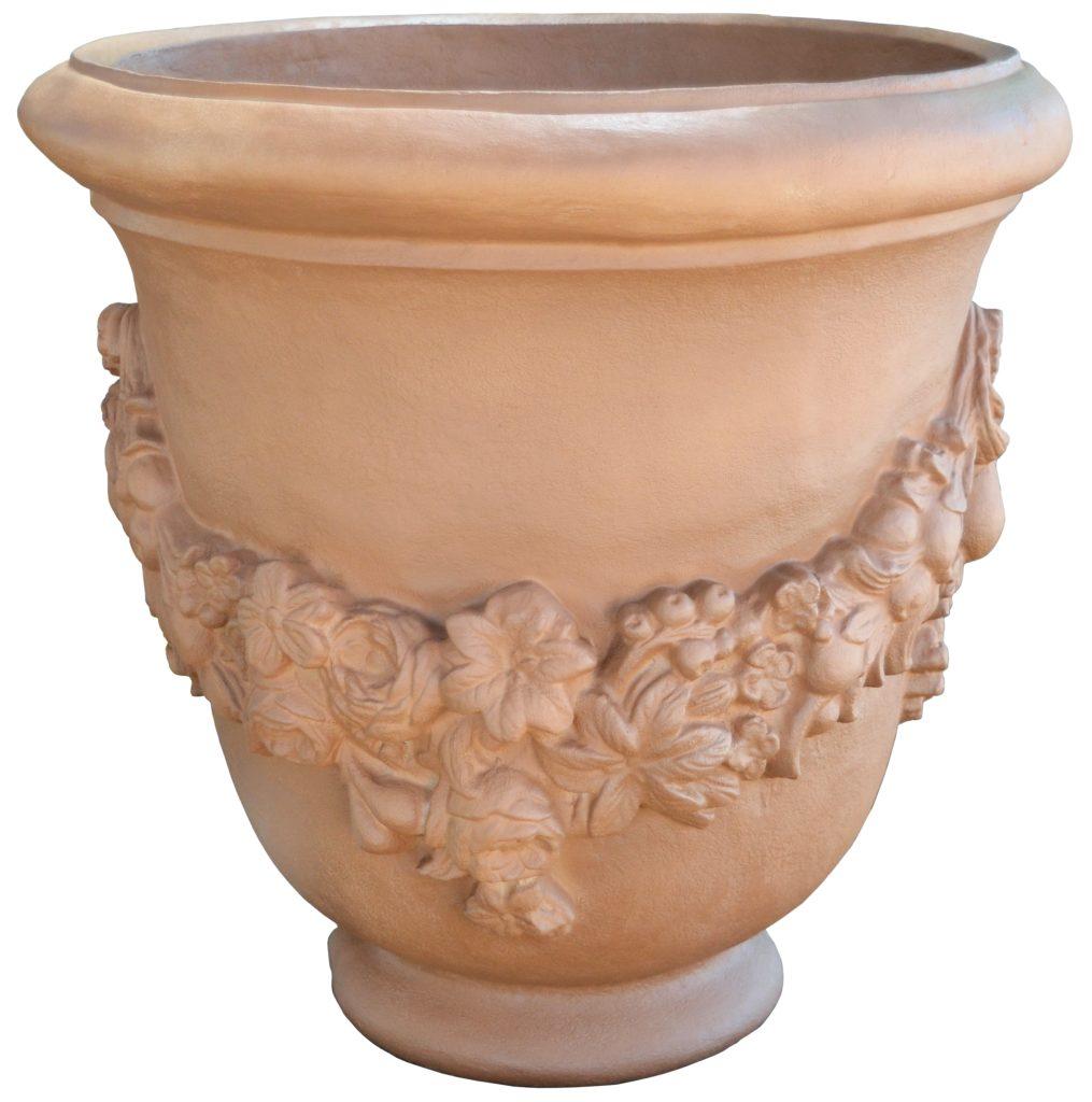 Fruit Garland Pot